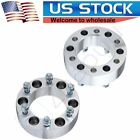 2Pc 2 50mm Thick 6x55 6x1397 6Lugs Wheel Spacers for 2004 2013 Infiniti QX56