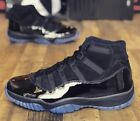 AIR JORDAN 11 Cap and Gown DS Prom Night Size 8 W Receipt