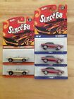 LOT OF 5 HOT WHEELS SINCE 68 67 CHEVY CAMARO