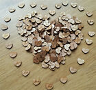 New Wooden Rustic Love Heart Wood Piece Chip Wedding Table Scatter Creative100
