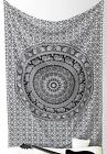 Wholesale lot of 10 pc Indian Cotton Mandala Tapestry Wall Hanging Throw VintagW