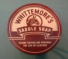 WITTEMORES SADDLE LEATHER SOAP HORSE WESTERN POLLISH TIN CAN