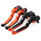 For KTM 950 SUPERMOTO 2005-2006 Motorcycle Extendable Brake Clutch Levers