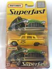 Matchbox Superfast 2005 1 of 8000 33 Checker Cab US Taxi  edition limited