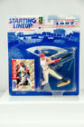 Starting Lineup 1997 MLB Ivan Rodriguez Action Figure Texas Rangers