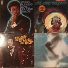 4 Johnnie Taylor Vinyl Record LP Lot VG+ WHOS MAKING LOVE ONE STEP