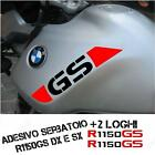 TANK GRAFIK STICKERS BMW 1150 GS ADVENTURE 25 JAHRESTAG BLACK RED