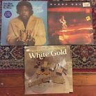 3 Barry White Vinyl Record LP Lot EX IN SHRINK SOUL LOVE UNLIMITED ORCHESTRA