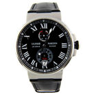 Ulysse Nardin Marine Chronometer Manufacture 43mm Black In-House Movement