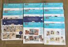 Lot of 11 Stampin Up Simply Scrappin Scrapbooking Kits NEW 12 x 12 Rose Cottage