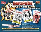 2017 GARBAGE PAIL KIDS SERIES 2 BATTLE OF THE BANDS GPK COLLECTOR EDITION BOX