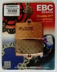 Cagiva Mito 125 (1993 to 2010) EBC Sintered FRONT Disc Brake Pads (FA95HH) 1 Set