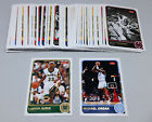 2011-12 Fleer Retro Basketball Inaugural Base Set - 50 Cards - Jordan LeBron