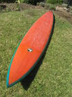 KILLER BALTIERRA LONGBOARD SURFBOARD BIG WAVE GUN 102 EXC USED