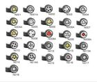 1 64 Scale Diecast Alloy Wheels