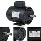 15 HP Electric Motor Air Compressor Duty 56 Frame 3490 RPM Single Phase WEG New