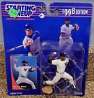 Starting Lineup SLU 1998 NY Yankees Mariano Rivera Figure MLB