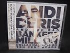 ANDI DERIS & THE BAD BANKERS Million Dollar Haircuts On Ten Cent Heads JAPAN CD