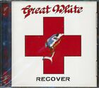 SEALED NEW CD Great White - Recover