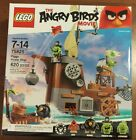 NEW Lego The Angry Birds Movie Piggy Pirate Ship 75825