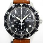 Sinn 103 Automatic Chronograph Day-date  Reinforced acrylic Stainless steel EMS