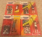 Lot of 4 Starting Lineup Basketball Figures Shaq O'Neal Mutumbo Coleman Richmand