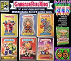 SDCC 2014 Garbage Pail Kids Jumbo Set of 6 11x14 Comic-Con Exclusive Topps Cards