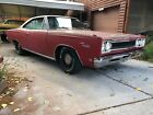 1968 Plymouth Satellite Sport 1968 Plymouth Sport Satellite