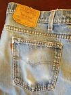 Vintage LEVIS Jeans 505 40505 0215 Orange Tab 38x31 Made in USA modified