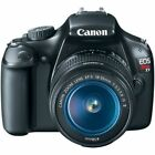 Canon EOS Rebel T3 12MP DSLR Camera with 18 55mm Lens Kit 5157B002 FREE SHIPPING