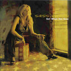 SASS JORDAN - Get What You Give - CD