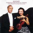 TEIKO MAEHASHI-MOZART VIOLIN SONATAS NO. 24 & 25 & 30 & 42-JAPAN CD Ltd/Ed B63