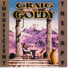 Craig Goldy-Insufficient Therapy  (UK IMPORT)  CD NEW