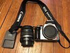Canon EOS Digital Rebel XT EOS 350D 80MP Digital SLR Camera Black Kit w E