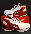 Nike Lebron Air Zoom Generation First Game 941911-100 SZ 10.5 DS 100% Authentic