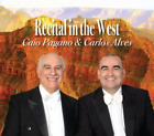 Caio Pagano & Carlos Alves-Recital in the West  (UK IMPORT)  CD NEW