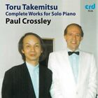 Crossley, Paul:pno-Complete works for solo pian  (UK IMPORT)  CD NEW