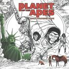 Planet of the Apes Adult Coloring Book, Paperback by Boulle, Pierre (CRT); Ma...