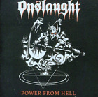 Onslaught-Power From Hell  (UK IMPORT)  CD NEW
