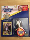 1991 GEORGE BELL Starting Lineup SLU Sports Figure CHICAGO CUBS New In Package