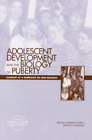 Cbasse-Adolescent Development And The Biol  (UK IMPORT)  BOOK NEW