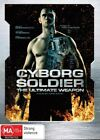Cyborg Soldier The Ultimate Weapon  NEW DVD R4