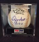 Ozzie Smith Signed Baseball PSA DNA 13 X GG Gold Glove Ball Autographed