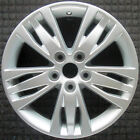 Wheel Rim Ford Focus 16 2012 CV6Z1007F CV6Z1007F Painted OEM Factory OE 3880