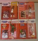 4 LOT Starting Lineup Basketball Karl Malone, Charles Barkley, Dominique Wilkins
