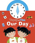 Topsy and Tim cloc (Novelty Book)  (UK IMPORT)  BOOK NEW