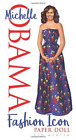 Ted Menten Michelle Obama Fashion Icon Paper Doll UK IMPORT BOOK NEW