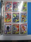 1990 Marvel Universe 1 Complete set 162 cards