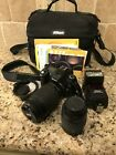 Nikon D50 With 2 Lenses