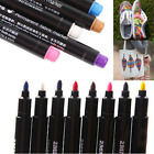 Newly Permanent Fabric Paint Marker T Shirt Pen For Clothes Shoes DIY Graffiti